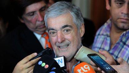 Mario Das Neves (Télam)