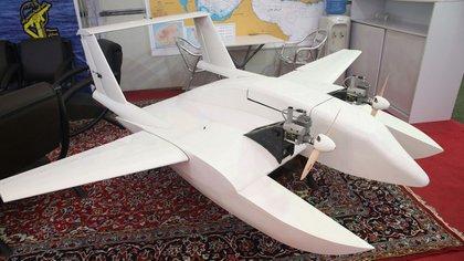 El dispositivo logra una velocidad de 250 kilómetros por hora (AFP)