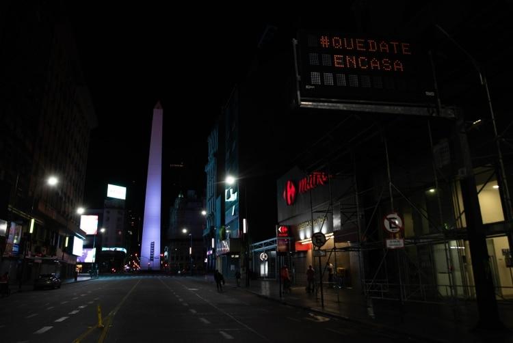 Argentina transita su sexto día de aislamiento obligatorio para frenar la propagación del coronavirus