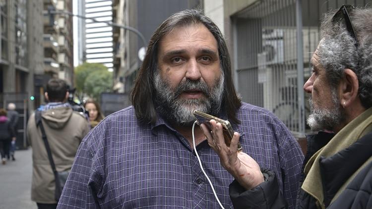 Roberto Baradel, líder de los docentes bonaerenses