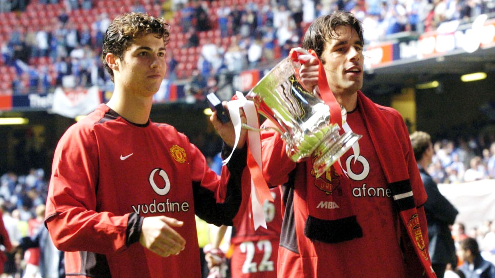 Cristiano Ronaldo Ruud Van Nistelrooy