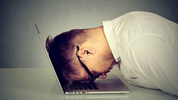 La dificultad para concentrarse es una de las señales que da el estrés (iStock)