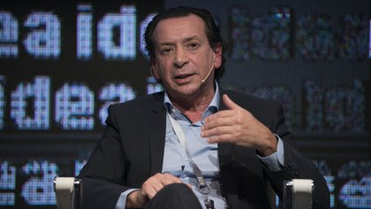 """Dante Sica: """"La argentina debe hacer reformas que no requieren que sean iguales a las de Brasil, pero que contribuyan a flexibilizar la relación laboral"""" (Adrián Escandar)"""
