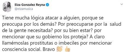La defensa de Eiza González
