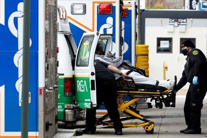 Nueva York, que fue inicialmente el gran epicentro de la pandemia en Estados Unidos, había logrado mantener durante meses unos números de contagios muy bajos en comparación con el resto del país. EFE/EPA/Justin Lane/Archivo
