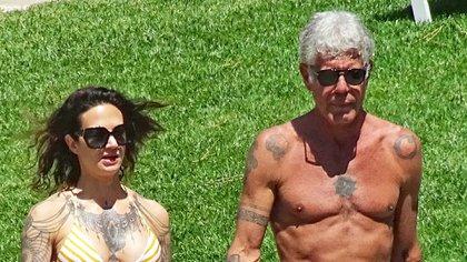 Asia Argentoconfesó que tenía una relación abierta con Anthony Bourdain