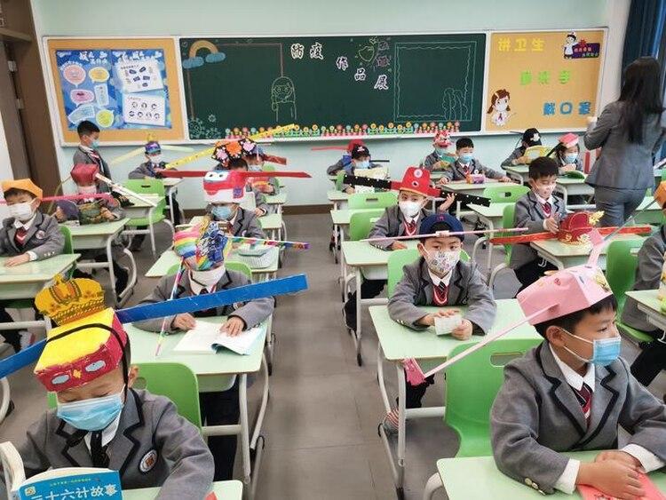 Argentina toma nota: algunos países ya volvieron a clases y sus aulas cambiaron por completo