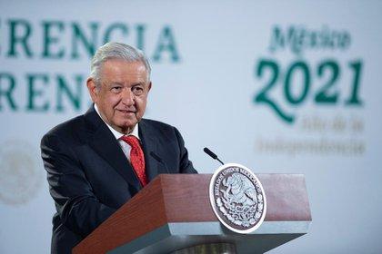 Dijo que AMLO tiene lealtad para quienes le ayudan, y que uno de ellos fue Salgado Macedonio. Foto: Presidencia de México
