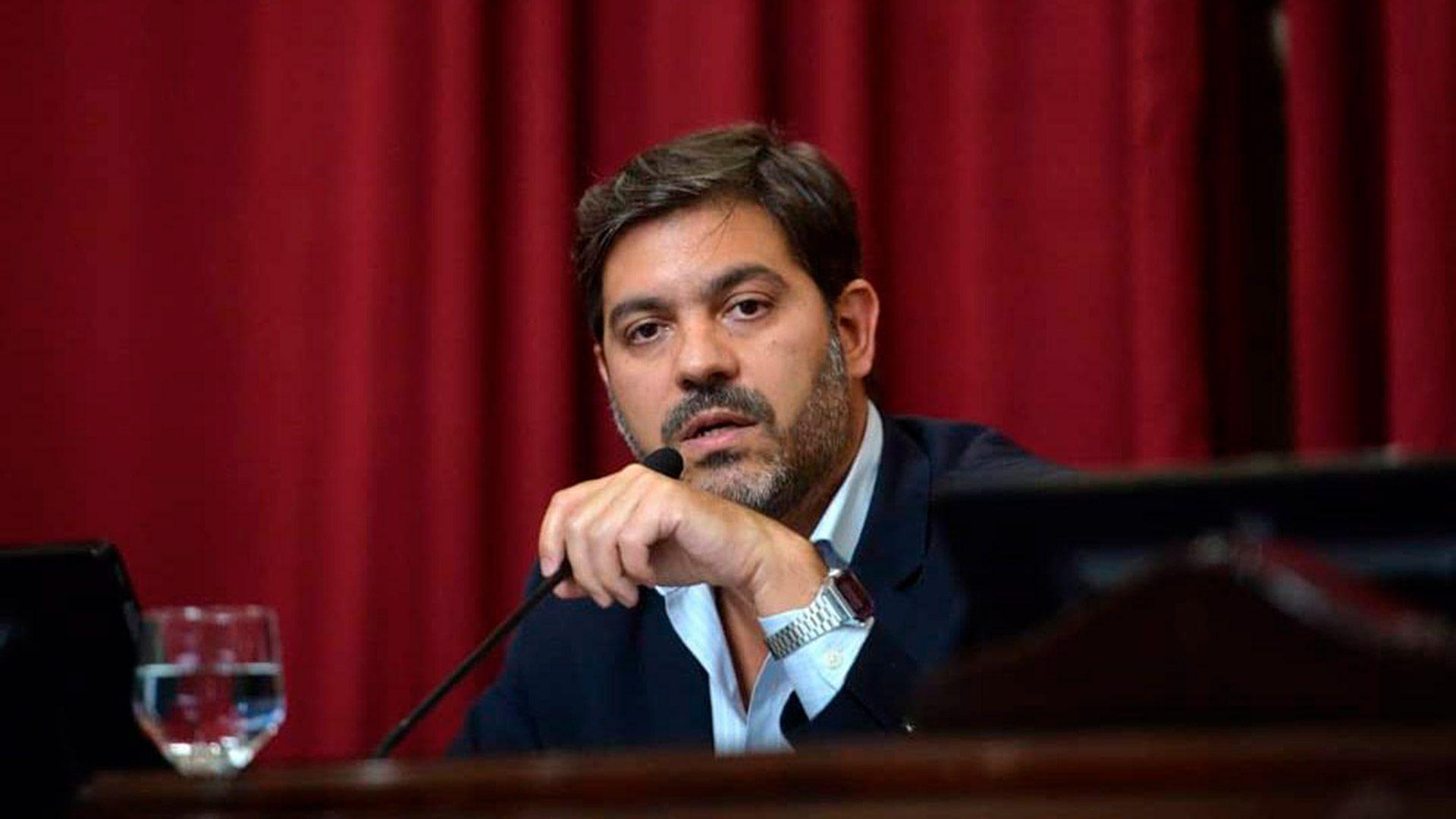 jefe de gabinete bonaerense, Carlos Bianco
