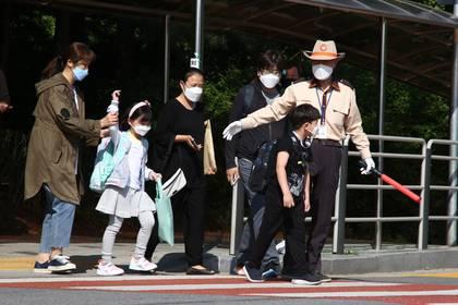 Corea del Sur registra un aumento en los casos de coronavirus
