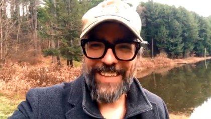 Ricardo Siri Liniers vive desde hace tres años en Vermont, EE.UU.