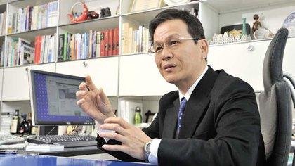Caldez trabajará bajo la dirección del renombrado y reconocido inmunólogo profesor Shizuo Akira