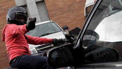 Aumenta la inseguridad en Bogotá, Colombia. Foto: referencia de Colprensa.