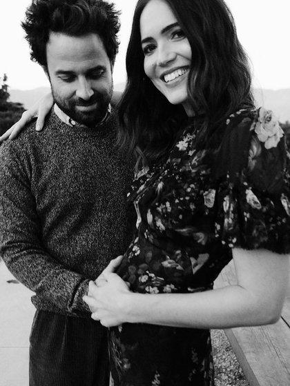 """Mandy Moore está embarazada. La estrella de """"This Is Us"""" confirmó que espera su primer bebé"""