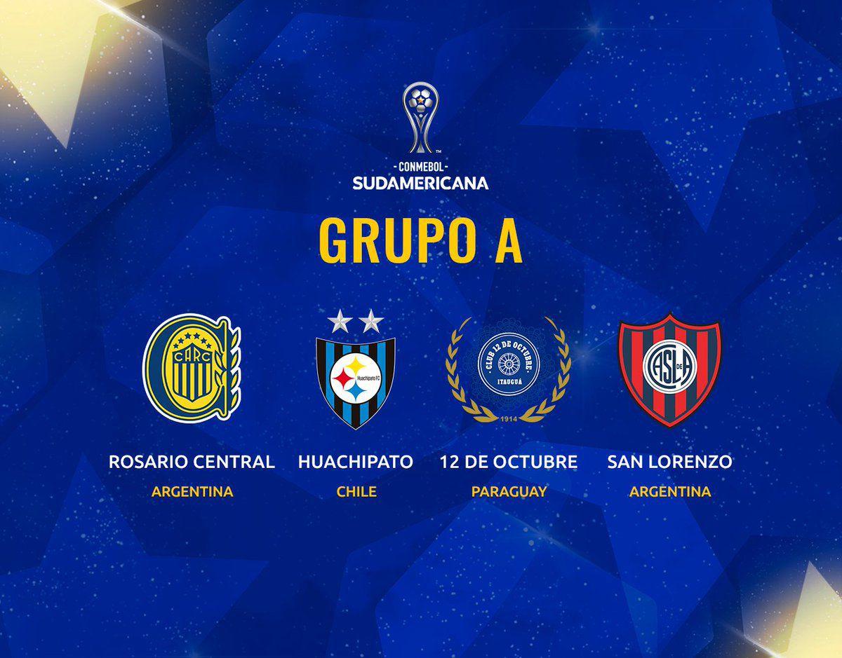Grupo A copa Sudamericana