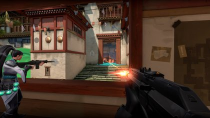 """Imagen del juego """"Valorant"""" (PC), cedida por su estudio."""