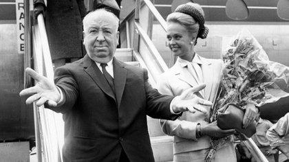 Según el relato de la actriz, Hitchcock se volvió muy posesivo