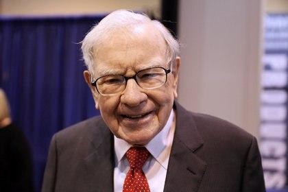 Warren Buffett (REUTERS/Scott Morgan/File Photo)