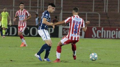 Unión venció 3-1 a Godoy Cruz en Mendoza