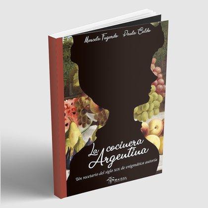 La portada del trabajo de Marcela Fugardo y Paula Caldo, donde dan cuenta de los pormenores del trabajo de V.P de P.