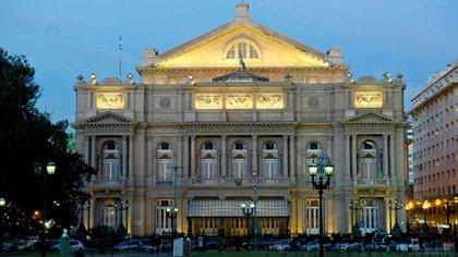 El teatro Colón es considerado como uno de los mejores teatros de ópera del mundo (Foto: Facebook Teatro Colón)