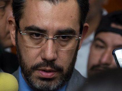 El Secretario Jesús Orta Martínez (Foto: Cuartoscuro)