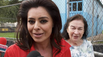 La actriz Yadhira Carrillo se alejó de la televisión para enfocarse en su vida personal (Foto: Rogelio Morales / Cuartoscuro)