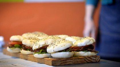 El postrón es una comida típica de la cocina judía