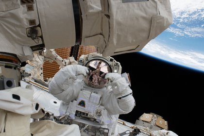 Margaret Domínguez a trabajar como ingeniera óptica en Goddard Space Flight Center de la NASA (Foto: Europa Press/ Archivo)