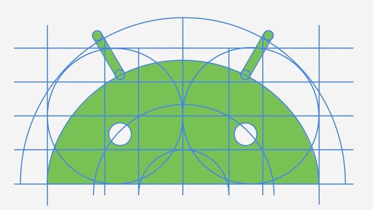Con Android 10 también habrá un importante cambio en la imagen del sistema operativo y la nomenclatura de los software ya no se basará en postres. (Foto: Captura de Pantalla)