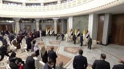 (Iraqiya TV/ Reuters TV vía Reuters)