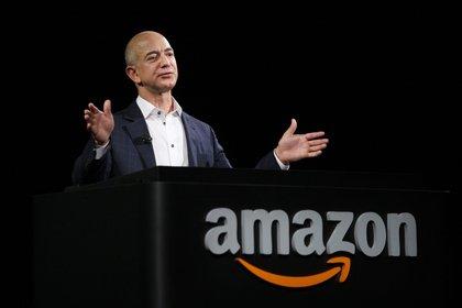 Jess Bezos, creador de Amazon y dueño de The Washington Post