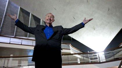 Terence Conran murió a los 88 años