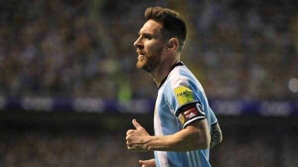 España, Brasil, Alemania y Francia, los candidatos a ganar el Mundial de Rusia 2018 según Lionel Messi (Getty)