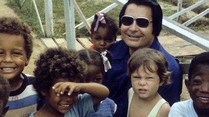 Para los niños díscolos, en Jonestown existía el Hoyo de Tortura