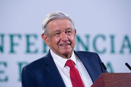 """López Obrador acusó al director de Twitter México de """"panista"""" (Foto: Presidencia de México)"""