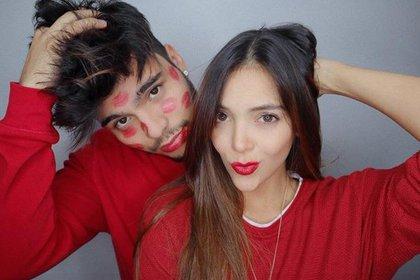 Sebastián Villalobos y María Laura Quintero