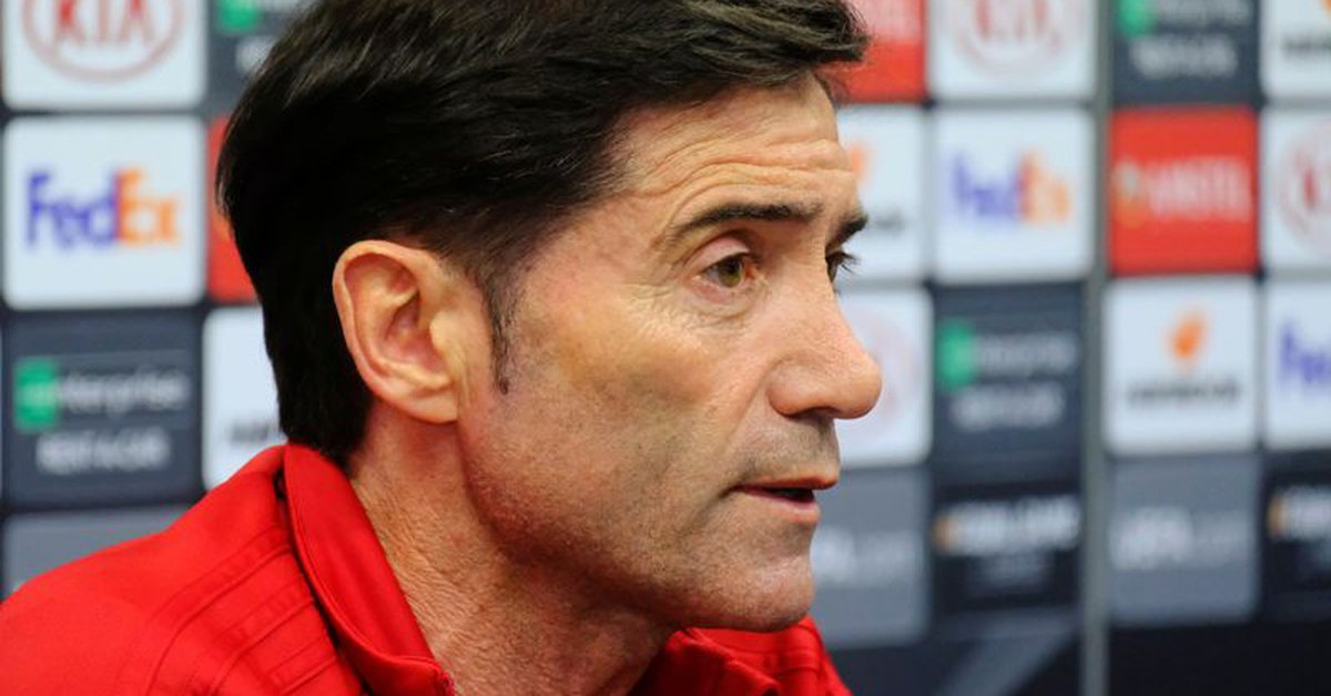 """Winning the Super Cup by beating Madrid and Barça would be """"milk"""", says Marcelino"""