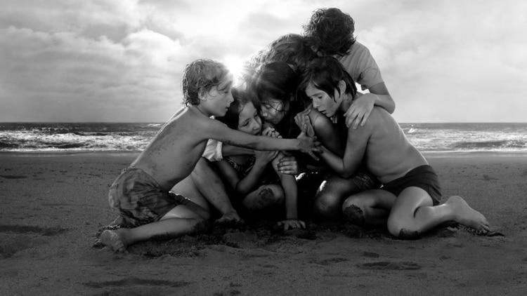 """""""Roma"""", de Alfonso Cuarón, fue nominada en diez categorías en los premios Oscar 2019"""