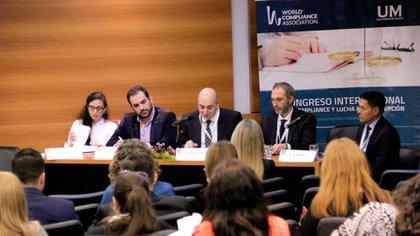 El III Congreso Internacional sobre Compliance y Lucha Anticorrupción se llevó a cabo en la Universidad de Morón