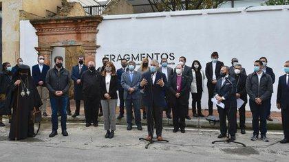 Doris Salcedo le reclama al presidente Iván Duque por usar 'Fragmentos espacio de arte y memoria' para evento