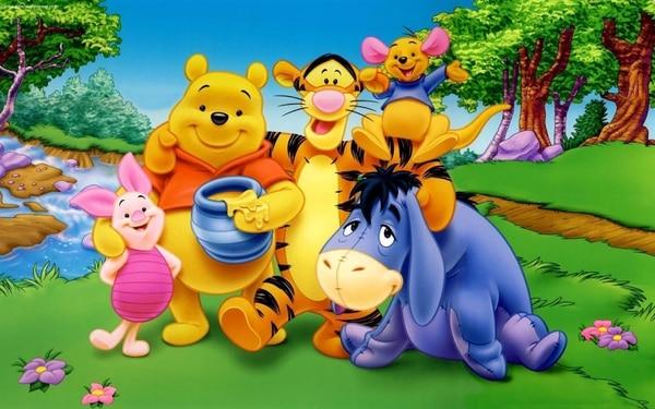 Winnie Pooh Fondos