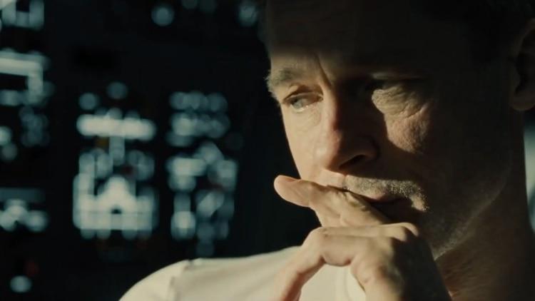 """Tráiler de """"Ad Astra"""": Brad Pitt viaja al espacio en la nueva película de James Gray"""