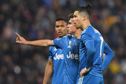 Paulo Dybala and Cristiano Ronaldo are the most important referents of the Juventus going for its ninth consecutive title. Photo: REUTERS/Alberto Lingria