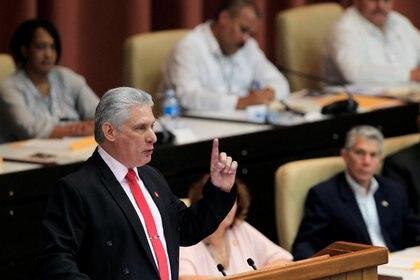 Díaz-Canel cuenta con una estructura de control más sólida y afianzada que la de Maduro, según Diversent (REUTERS/Stringer)