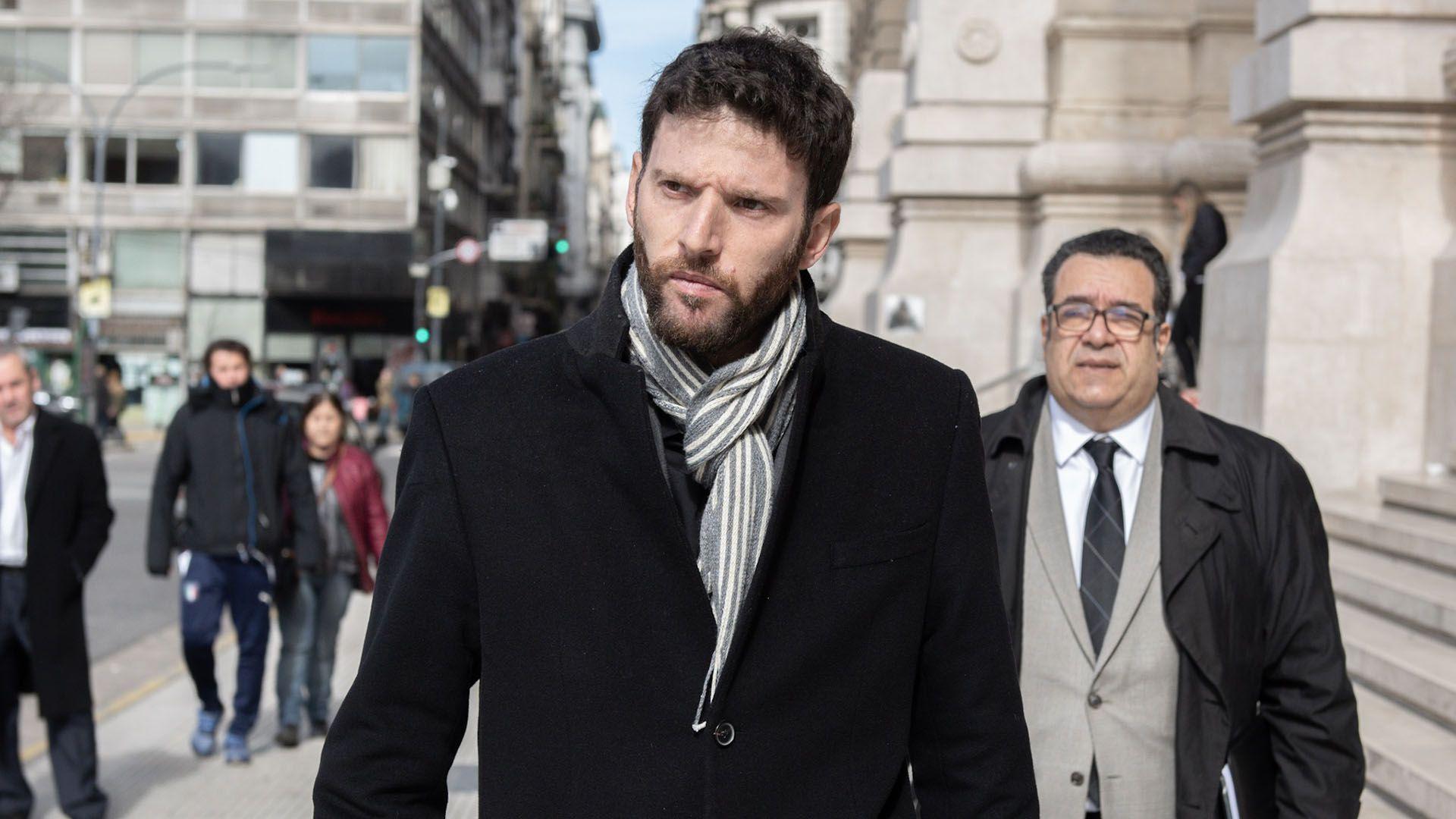 El endoscopista Diego Bialolenkier, el único condenado por el hecho. (Adrián Escandar)