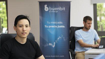 Federico Ogue, CEO de Buenbit