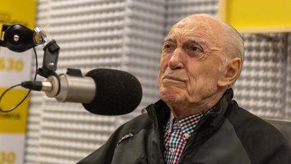 """Cacho Fontana cumple 89 años: """"No los festejo con gracia porque son muchos, pero celebro que los estoy viviendo"""""""