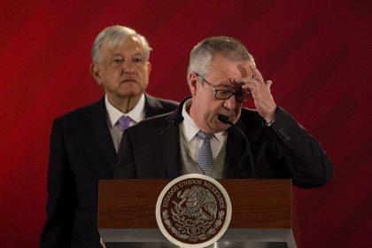 Carlos Urzúa aseguró que había falta de sustento en las decisiones de la administración (Foto: Cuartoscuro/Galo Cañas)