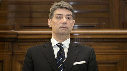 Horacio Rosatti, juez de la Corte Suprema (www.cij.gov.ar)